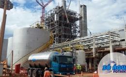 Transporte de água e caminhão pipa - Industria pesada